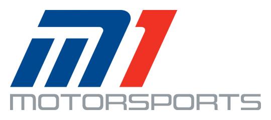 New Clients: M1 Motorsports